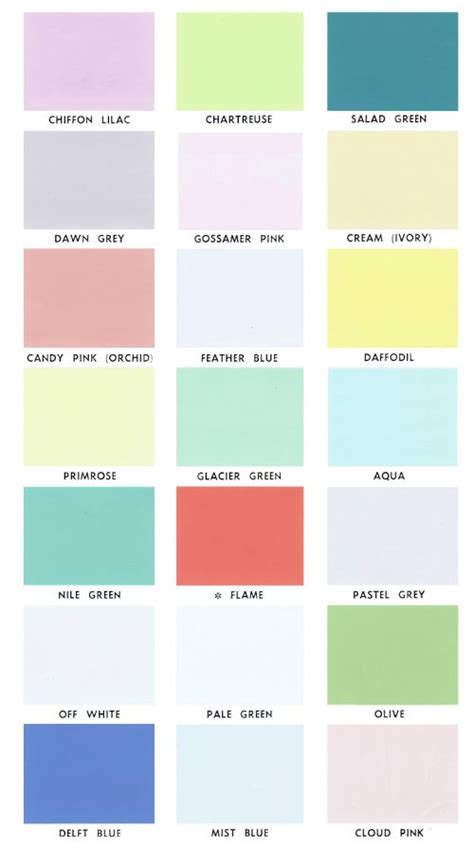 mid century colors ashwell white decorating