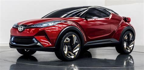 scion c hr concept crossover 2015 la auto show