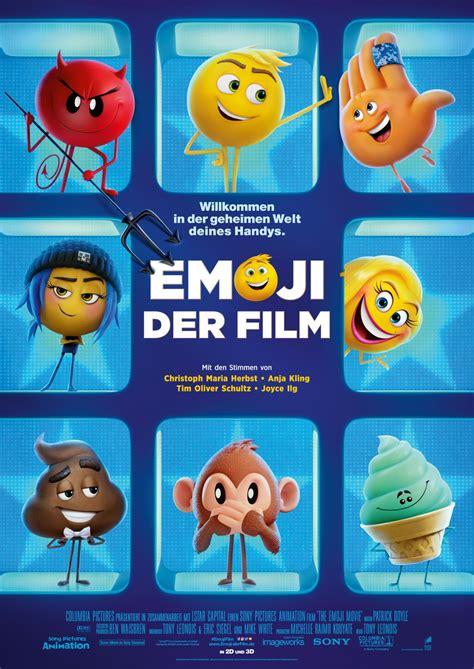film 17 luglio emoji emoji der film film 2017 filmstarts de