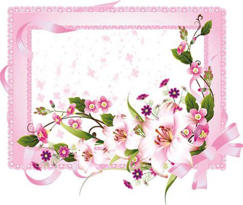 eyeglasses birthday card template wedding invitation card with flower vector ai svg eps