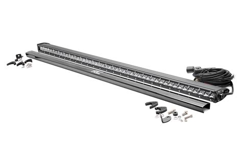Rough Country 70750 50 Quot Chrome Series Single Row Country Led Light Bar