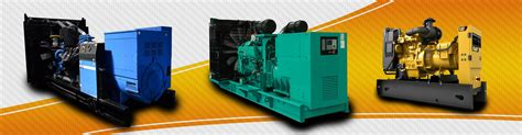 used generators for sale ade ltd
