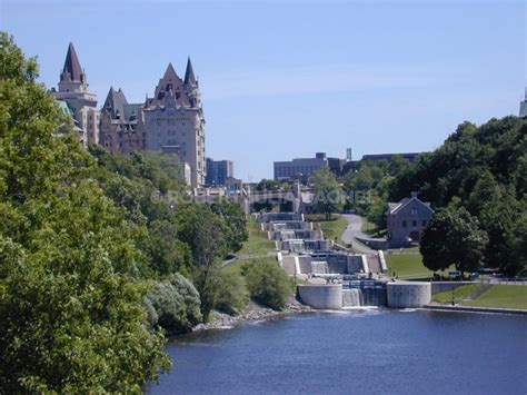 Canal Rideaux by Rideau Canal Ottawa Panoramas