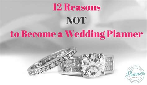 Wedding Planner Needed by 12 Reasons Not To Become A Wedding Planner