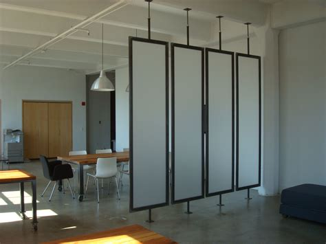 Vertical Tension Rod Room Divider Handmade Louver Room Dividers By Lightfootworks Custommade