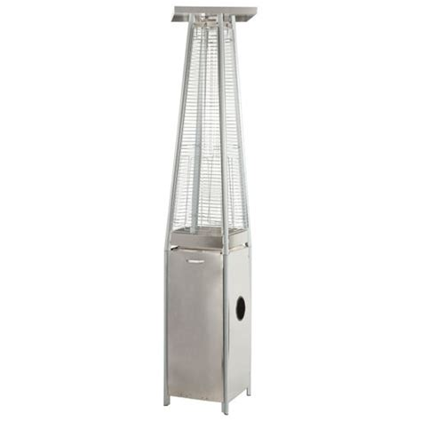 Paramount Pyramid Freestanding Propane Patio Heater Paramount Patio Heaters