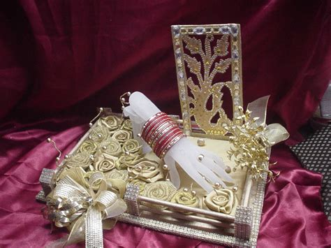 Indian Wedding Tray Decoration Ranjana Arts Www Ranjanaarts Com Decorative Tray Of