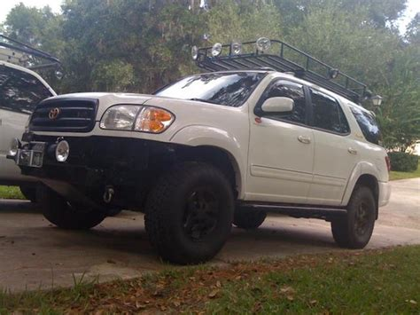 toyota sequoia lifted 10 awesome lifted sequoias toyota parts