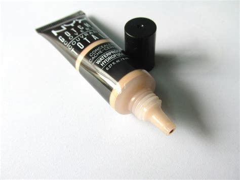 Nyx Gotcha Covered Concealer nyx gotcha covered concealer review