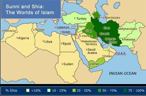 middle east map sunni shia talk gilgit baltistan
