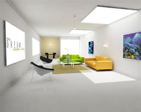 media office interiors living de vis poze amenajari interioare