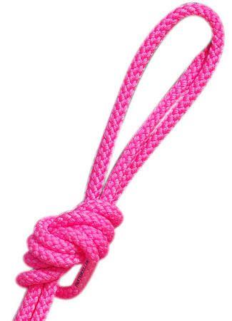 pastorelli patrasso fluo pink rope rhythmic gymnastics