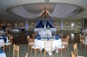 navy blue amp white buffalo wedding decor ideas gala