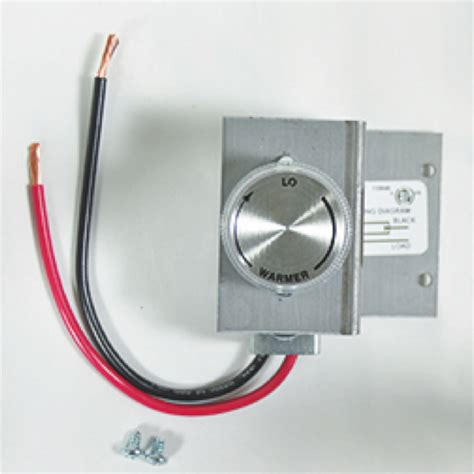 single pole electric heat thermostat 2900 series baseboard heaters