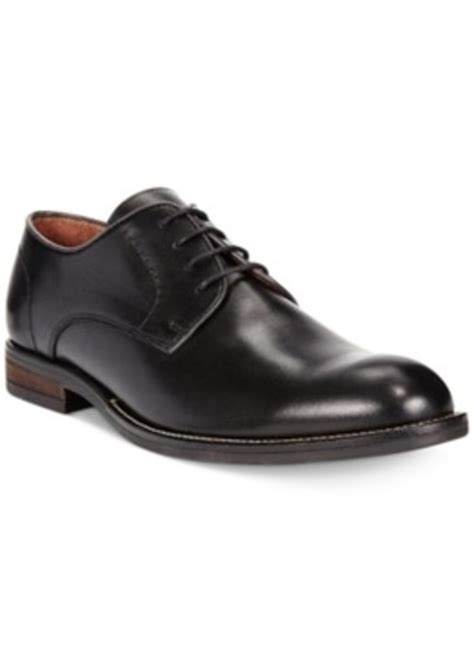 alfani shoes alfani alfani s ross plain toe derbys s shoes