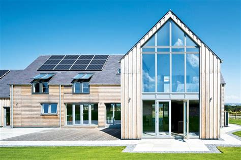 sips house plans a barn style sips home homebuilding renovating