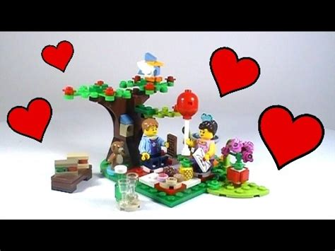 Lego 40236 Brick And More Picnic review lego picnic 40236
