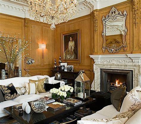 desain rumah eklektik desain interior rumah huni mewah dengan gaya eklektik