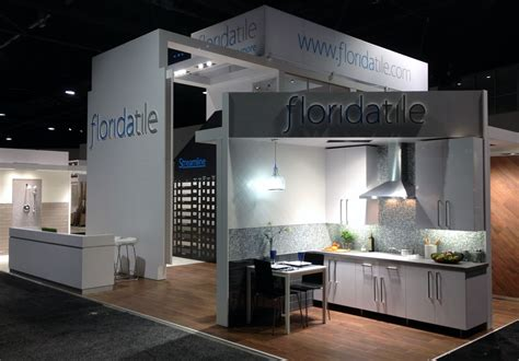 Kitchen Center Island Designs by Exhibition Stands In Orlando