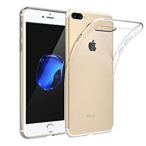 Softcase Slimcase Silikon Iphone 7 Plus Jelly Fit Kura Original iphone 7 plus iphone 8 plus clear ultra thin