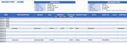 Excel Templates For Inventory by Excel Inventory Template Beepmunk