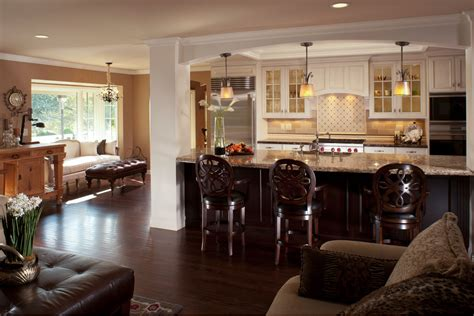 small open concept kitchen living room small living room layout open floor plan kitchen living