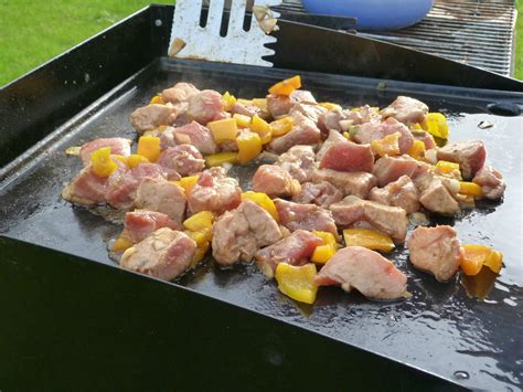 cuisine plancha plancha quoi mettre dessus po 234 le cuisine inox