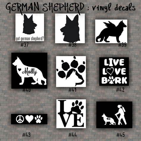 German Car Stickers