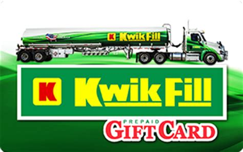 Check Kwik Fill Gift Card Balance - kwik fill fleet fueling card kwik fill