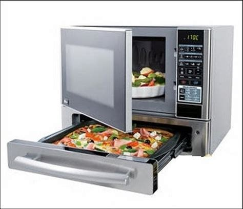 Amazon Panasonic Toaster Oven The Microwave And Pizza Oven Combination Gearfuse