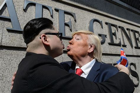 donald trump vs kim jong un pictures of the week 21 to 27 january 2017 seven days of