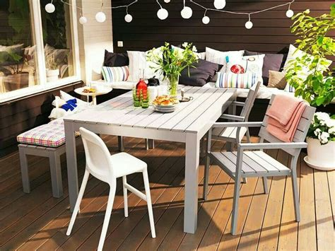 ikea patio 112 best images about outdoor on pinterest chairs diy
