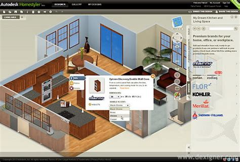 Homestyler Kitchen Design Software 10 Best Free Interior Design Tools And Software Quertime