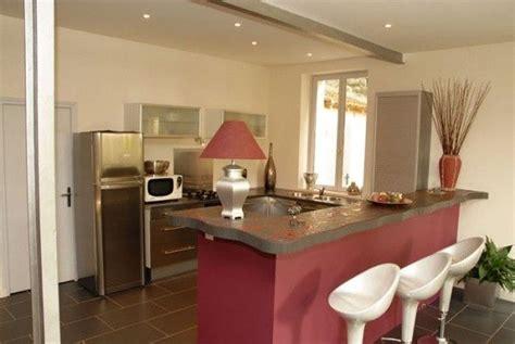 cuisine ouverte sur séjour 4490 amnager entre ouverte sur salon free agencement cuisine
