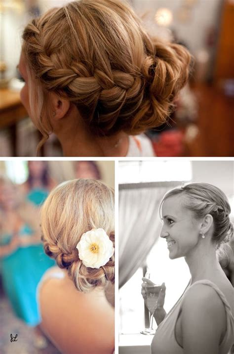 goddess braid wedding white the top braid looks so classy and romantic there s just