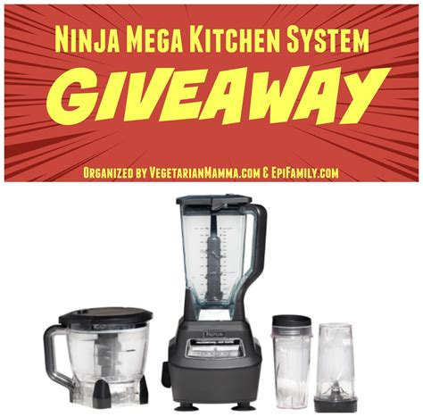 mega kitchen system recipes mega kitchen system blender giveaway