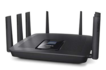 linksys shows ea9500 max ac5400 tri band mu