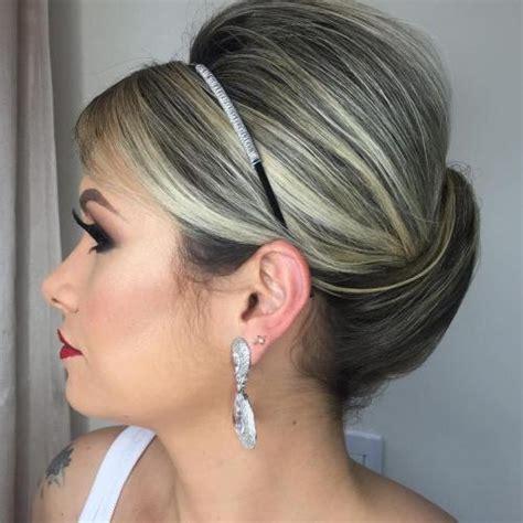 Wedding Hair Sleek Updos by Top 20 Wedding Hairstyles For Medium Hair