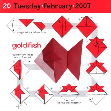 How To Make Fish Origami - origami fish now you can make your own waterless