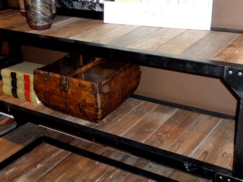 Furniture Made Of Reclaimed Wood by Reclaimed Wood Furniture Hudson Goods