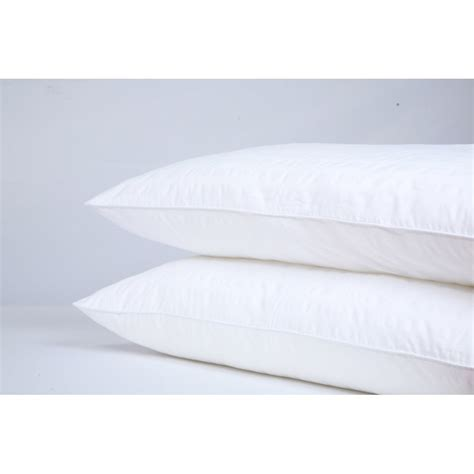 Cotton Filled Pillows by Bedding Finest Fibres Filled 100 Cotton Pillow