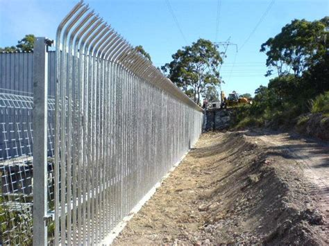 security fencing colemans fencing