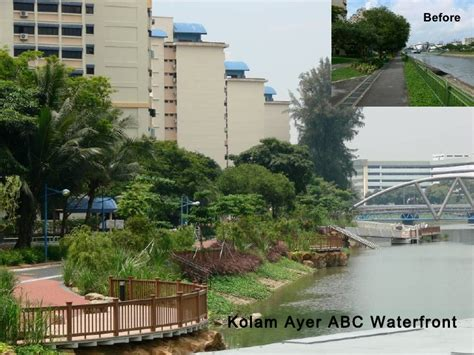 singapore managing stormwater for water resource and flood