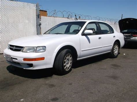 how to sell used cars 1997 nissan maxima transmission control find used 1997 nissan maxima no reserve in orange california united states