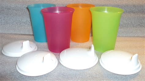 Tupperware Sippy Cup tupperware bell tumblers with sipper seals check back