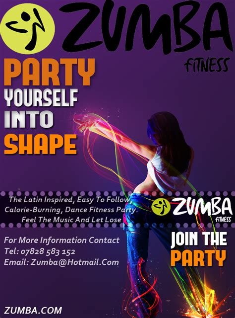 design zumba poster zumba poster by samcookegraphics on deviantart