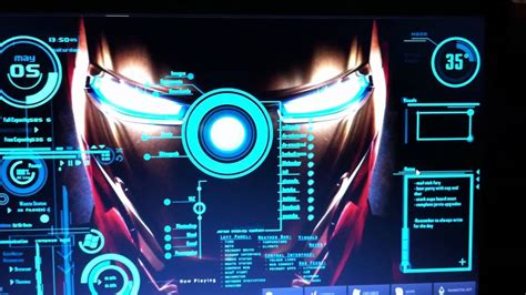 Tutorial jarvis iron man online