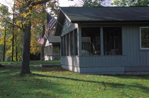 Punderson State Park Cabins by Cground Details