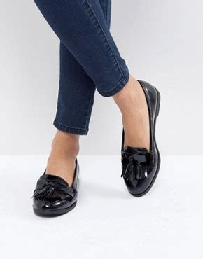 Trim Patent Flat Sandal By Asos by S Flat Shoes Ballet Flats Oxfords Brogues