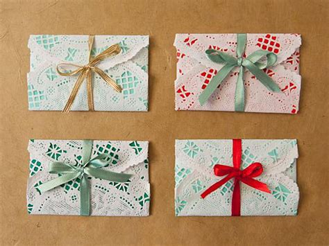Gift Card Envelopes Diy - 10 gift wrap ideas for design lovers